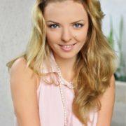Charming actress Orlova Marina