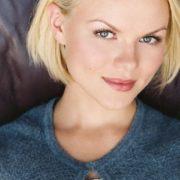 Charming actress and model Anna Monzikova