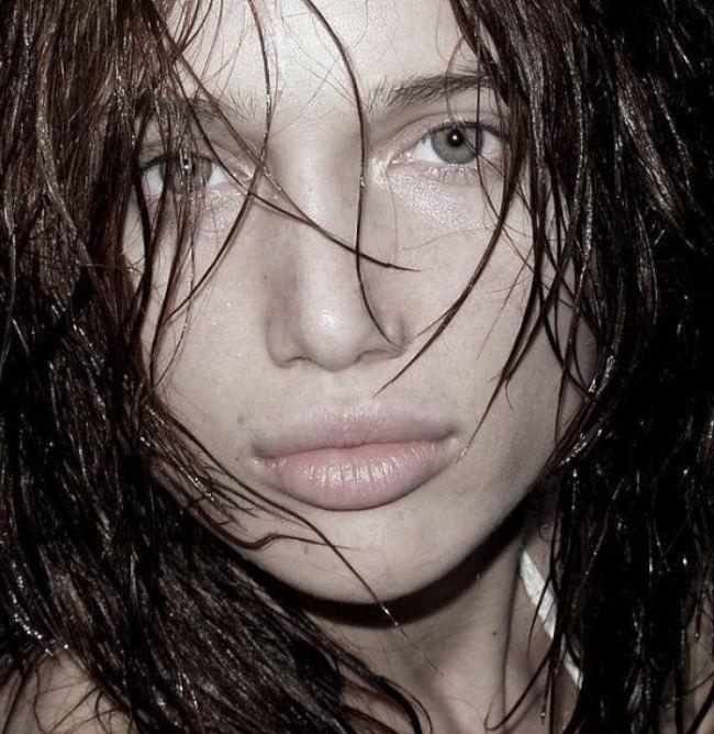 Charming model and actress Natalia Galkina