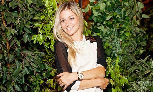 Charming tennis player Kirilenko Maria