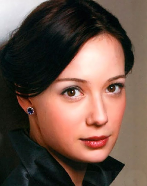 Chulpan Khamatova film and theater actress