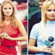 Cute Dana Borisova in her youth