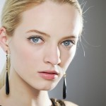 Daria Strokous fashion model
