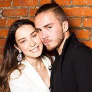 Dmitry Kleiman and Victoria Dayneko