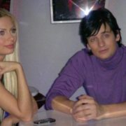 Dmitry Koldun and Natalia Rudova