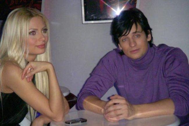 Dmitry Koldun and Natalia Rudova
