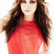 Fabulous actress Kunis Mila