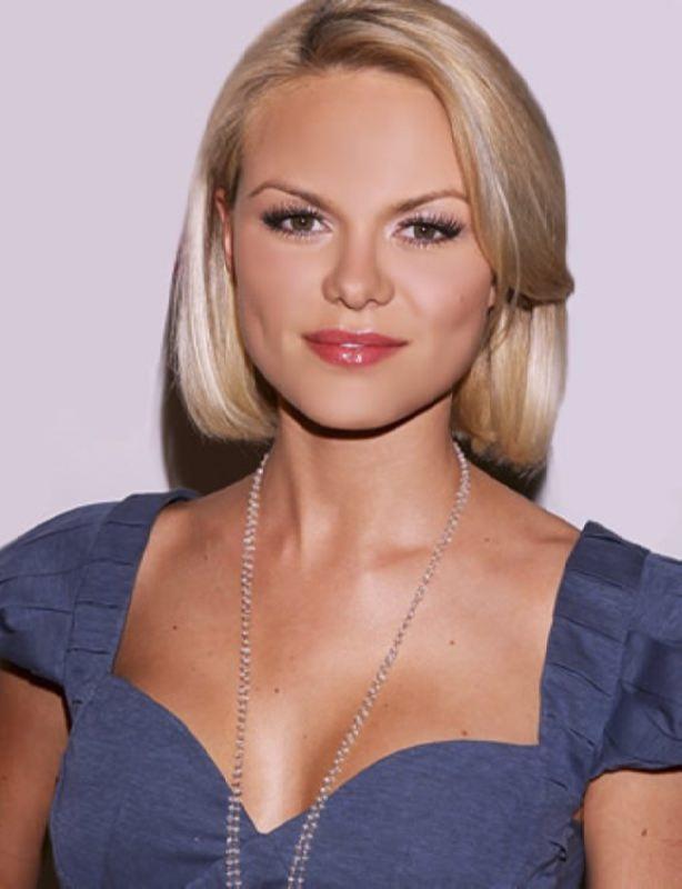 Fabulous actress and model Anna Monzikova