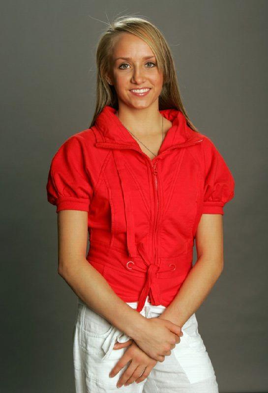 Fabulous gymnast Anastasia Liukin