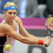 Fabulous tennis player Kirilenko Maria