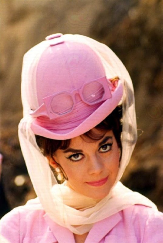 Natalie Wood – very Russian American actress