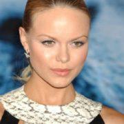 Fantastic actress and model Anna Monzikova