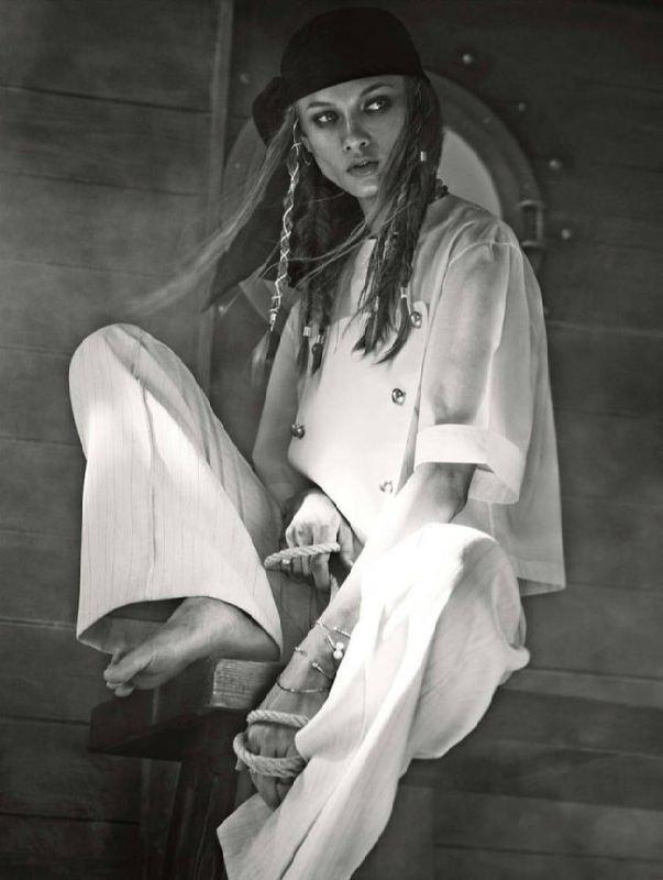 Fantastic model Anya Selezneva