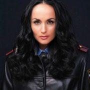 Fantastic police woman Volk Irina