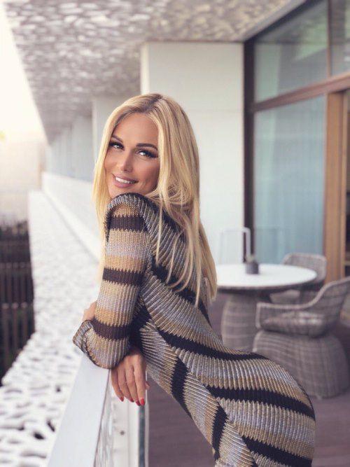 Fashionable Lopyreva Victoria