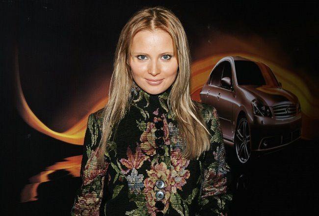 Gorgeous TV presenter Borisova Dana