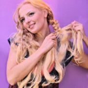 Gorgeous actress Orlova Marina