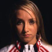 Gorgeous gymnast Anastasia Liukin