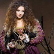 Gorgeous singer Pletneva Anna