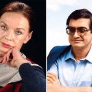 Igor Andropov and Lyudmila Chursina