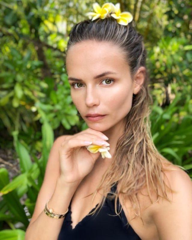 Incredible model Natalia Poly