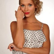 Interesting actress Christina Asmus