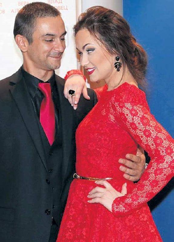 Konstantin Lavysh and Maria Berseneva