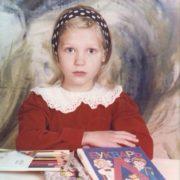 Little Kristina Asmus