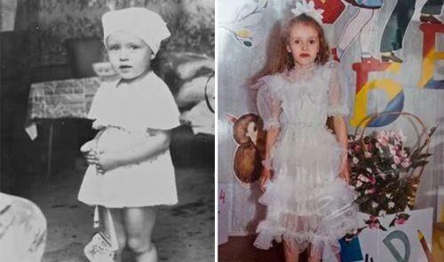 Little Ksenia Sukhinova