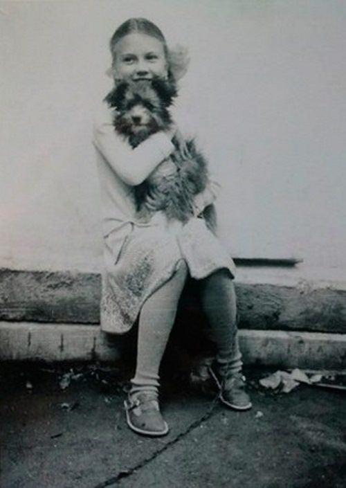Little Svetlana Khodchenkova