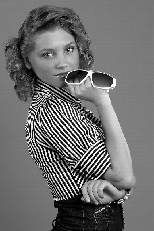 Lovely actress Christina Asmus