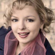 Lovely actress Orlova Marina