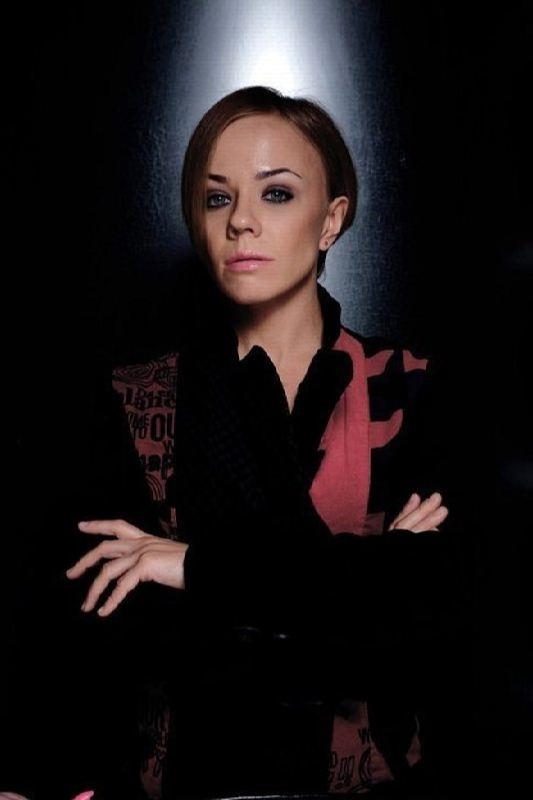 Lovely singer Elena Perova