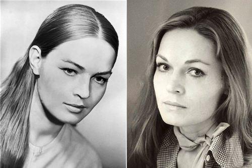 Lyudmila Chursina in her youth