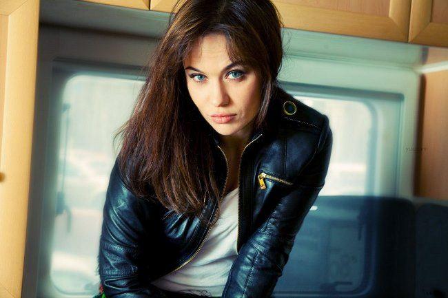 Magnificent actress Maria Berseneva