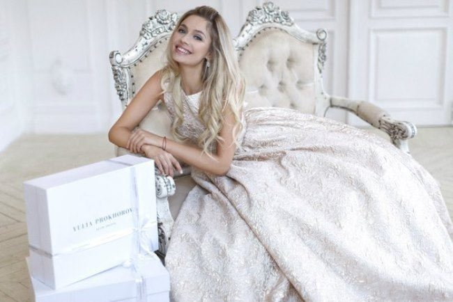 Magnificent actress Natasha Rudova