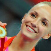 Magnificent gymnast Anastasia Liukin