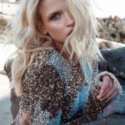 Magnificent model Anja Konstantinova
