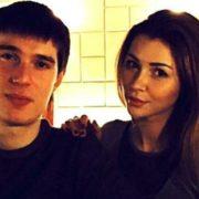 Mansur Jamaldayev and Anna Stryukova