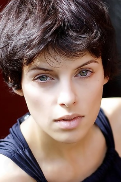 Russian actress Maria semkina