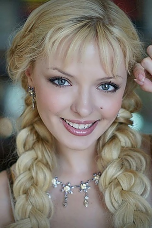 Marina Orlova, actress