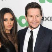 Mark Wahlberg and Kunis