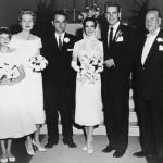 Natalie Wood Wagner wedding