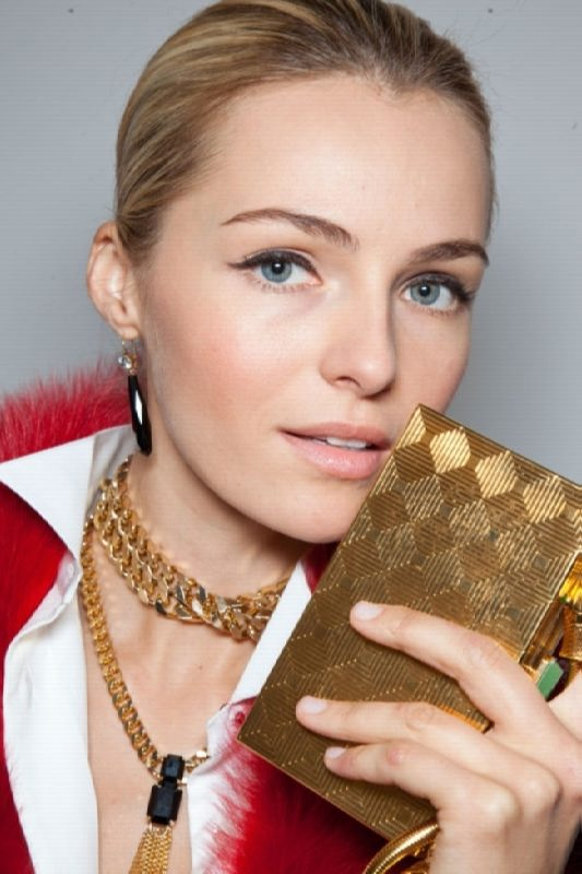 Original model Zelyaeva Valentina