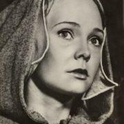 Pretty actress Natalia Belokhvostikova