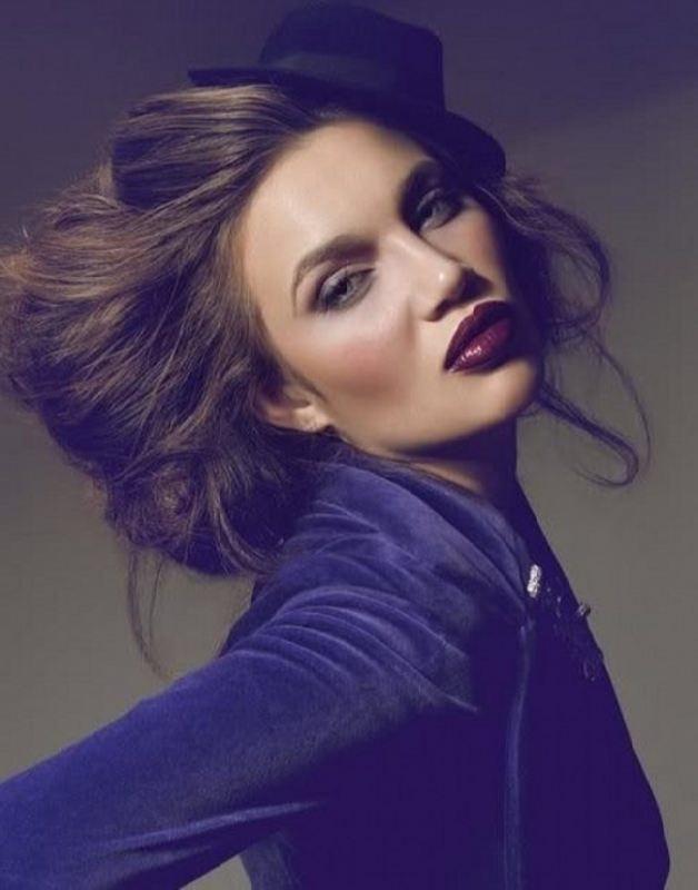 Pretty model and actress Natalia Galkina