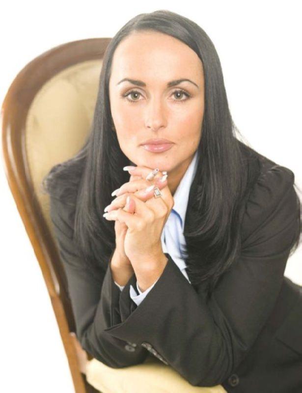 Pretty police woman Volk Irina