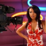 Alexandra Pavlova beautiful TV presenter