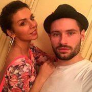Sergei Guman and Anna Sedokova