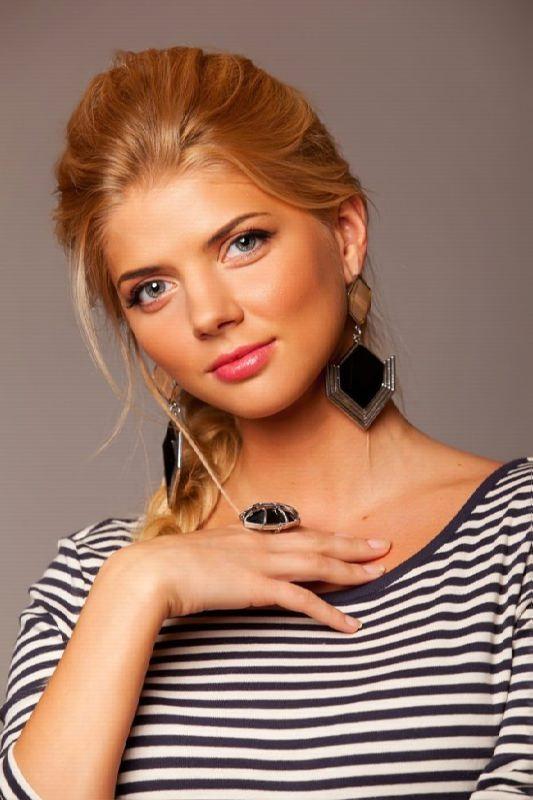 Stunning Anastasia Zadorozhnaya